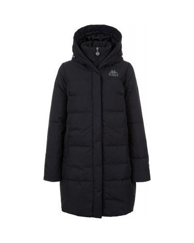 Зимняя куртка утепленная с капюшоном Kappa