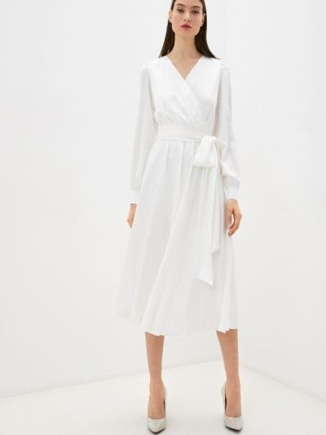 Свадебное свадебное платье - белое Seam