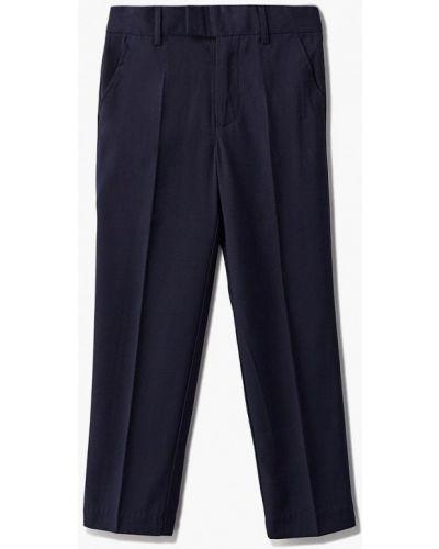 Синие брюки Modis