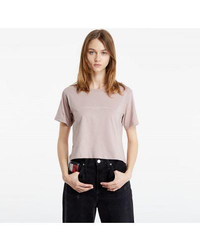 T-shirt - różowa Columbia