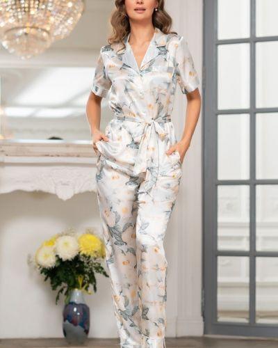 Костюмный домашний костюм с короткими рукавами Mia-amore