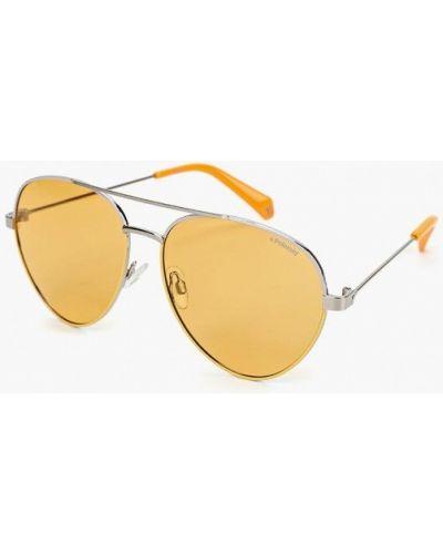 Солнцезащитные очки авиаторы 2019 Polaroid