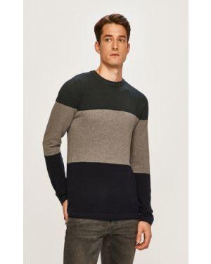 Sweter z wzorem z dzianiny Jack & Jones