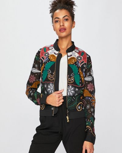 Куртка облегченная с вышивкой Desigual