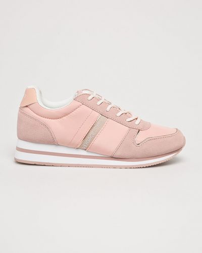 Джинсы mom розовый Versace Jeans
