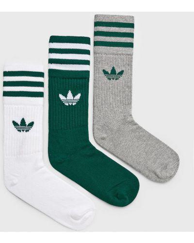 Зеленые колготки Adidas Originals