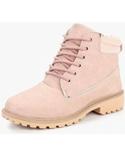Ботинки на каблуке осенние Marquiiz