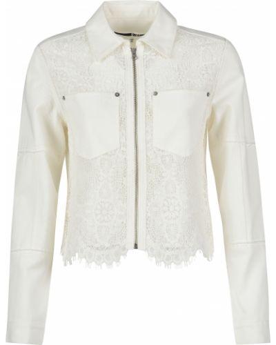 Куртка весенняя белая Mcq Alexander Mcqueen