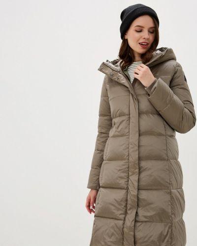 Зимняя куртка осенняя коричневая Savage