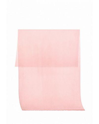Розовый палантин Michel Katana