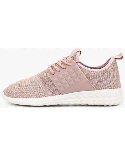 Кроссовки розовый Max Shoes