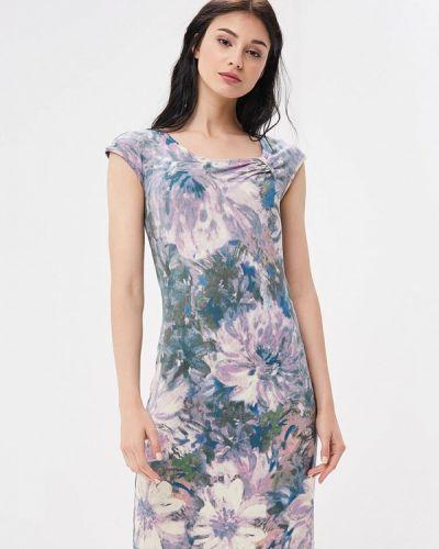 Платье вязаное фиолетовый Dizzyway