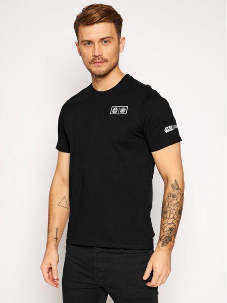 T-shirt - czarna Element