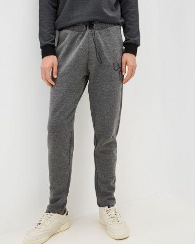 Серые зимние спортивные брюки Colin's