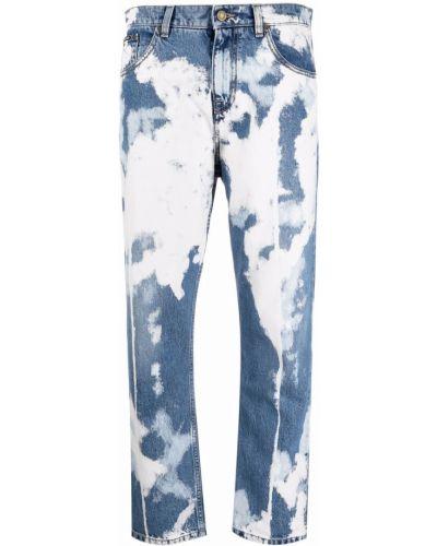 Синие джинсы классические Tom Ford