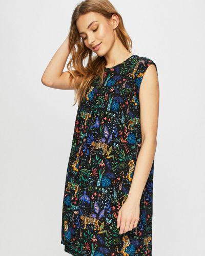 Платье мини из вискозы прямое Medicine