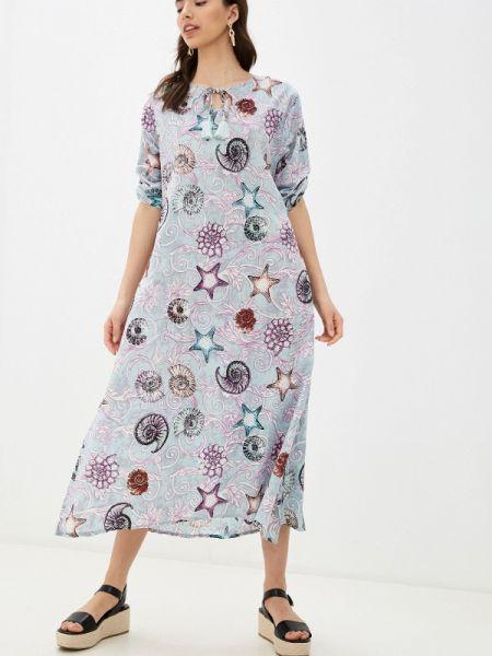 Платье индийский прямое Indiano Natural