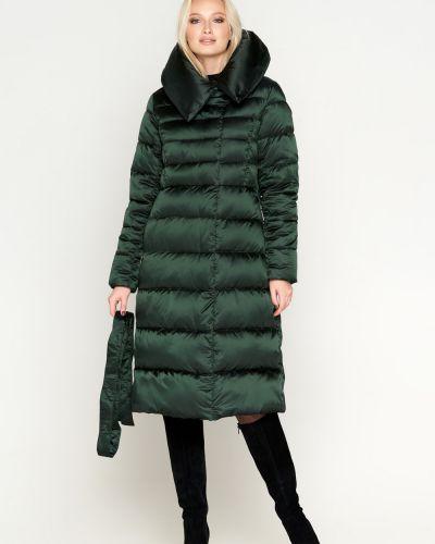 Куртка с капюшоном - зеленая Braggart