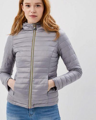 Серая утепленная куртка Z-design