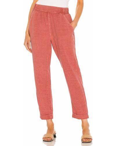 Классические брюки - красные Splendid
