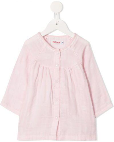 Пижама розовый Miki House