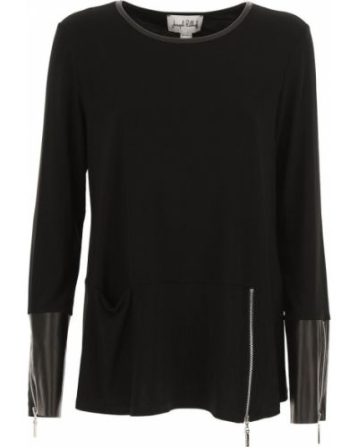 Czarny sweter elegancki Joseph Ribkoff