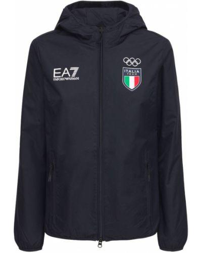 Куртка с манжетами Ea7 Emporio Armani