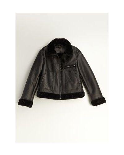 Куртка из искусственного меха Love Republic