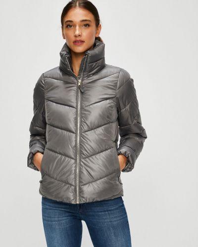 Стеганая куртка с карманами утепленная Broadway