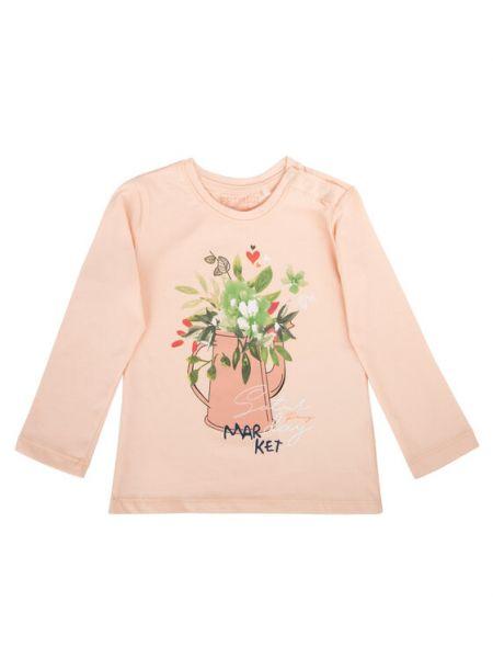 Bluzka koszulowa - różowa Primigi