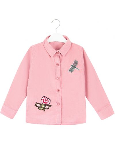 Рубашка розовый детский Fun Time