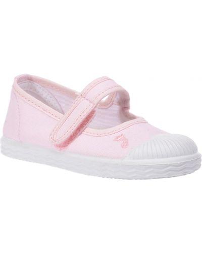 Туфли розовый Jacadi Paris
