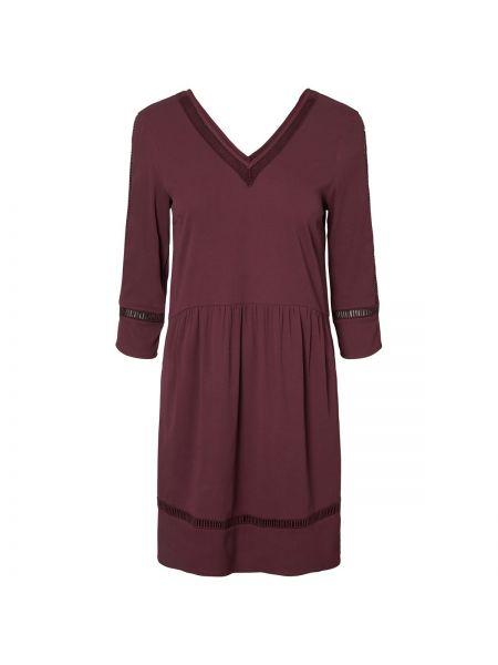Платье мини миди с V-образным вырезом Vero Moda