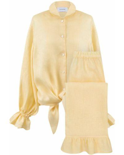 Żółty garnitur Sleeper
