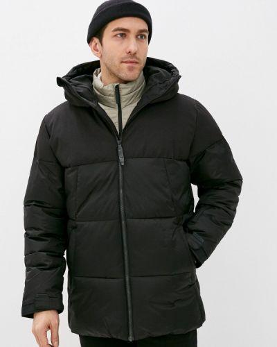 Черная куртка горнолыжная сноубордическая O`neill