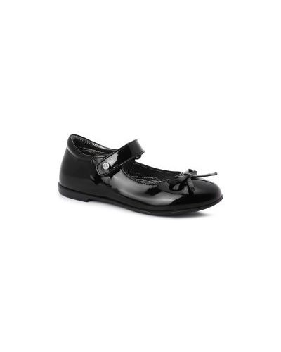 Черные туфли Naturino