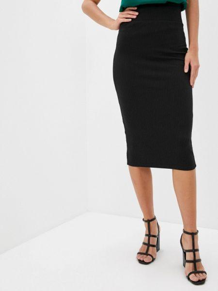Облегающее платье черное весеннее Trendyangel