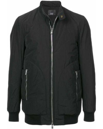 Куртка байкерская черная Thamanyah