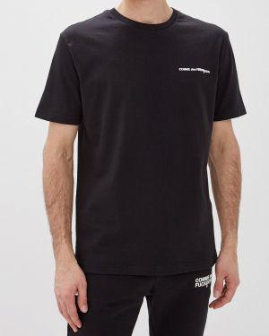 Черная футболка Comme Des Fuckdown