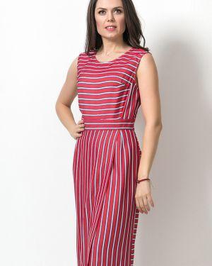 Платье с поясом с запахом платье-сарафан Modellos