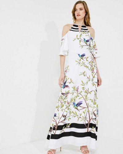 Белое платье весеннее Ted Baker London
