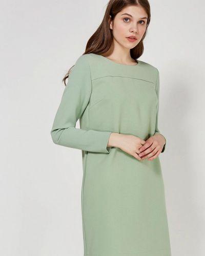 Зеленое платье Echo