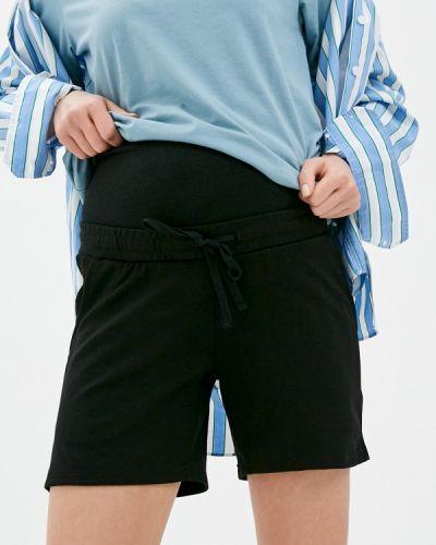 Спортивные шорты - черные Mama.licious