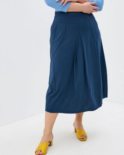 Синяя юбка Lina