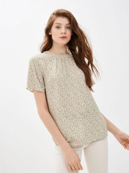Блузка хаки Marks & Spencer