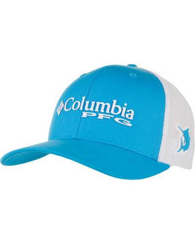 Голубая бейсболка Columbia