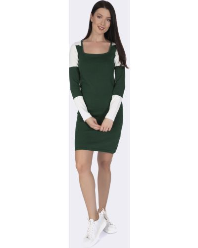 Зеленое платье Giorgio Di Mare