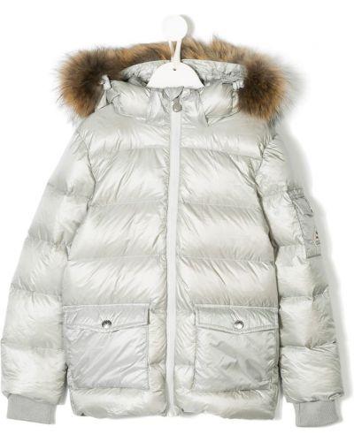 Куртка серая Pyrenex Kids