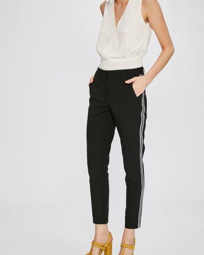 Черные брюки прямые Vero Moda