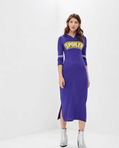 Платье платье-толстовка осеннее Sh